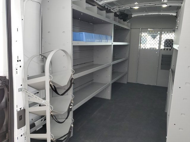 2020 Transit 250 Med Roof RWD, Kargo Master HVAC Upfitted Cargo Van #NA06481 - photo 2