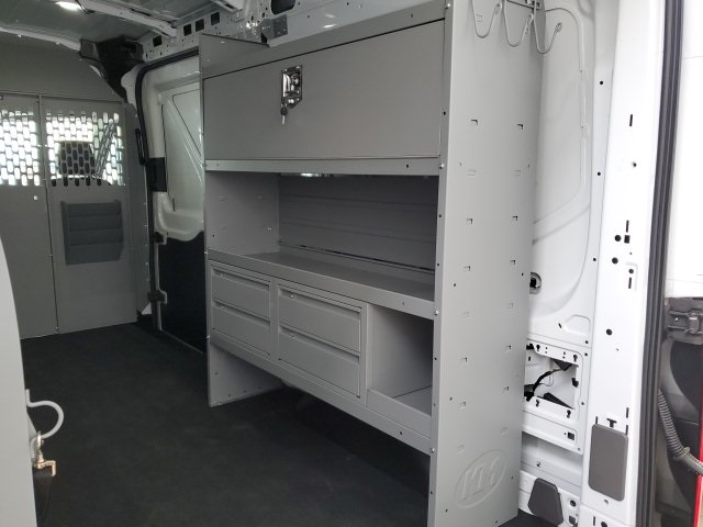 2020 Transit 250 Med Roof RWD, Kargo Master HVAC Upfitted Cargo Van #NA06481 - photo 15