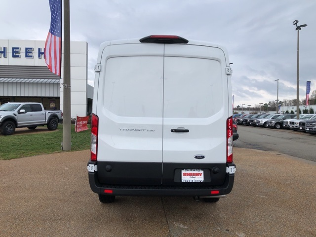 2020 Transit 250 Med Roof RWD, Kargo Master HVAC Upfitted Cargo Van #NA06481 - photo 8