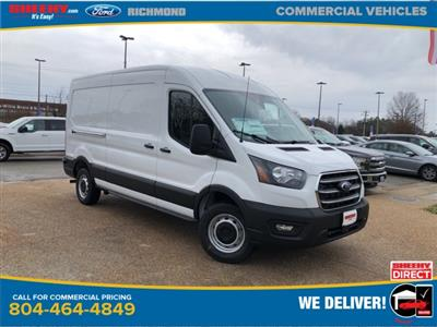 2020 Transit 250 Med Roof RWD, Kargo Master HVAC Upfitted Cargo Van #NA06481 - photo 1