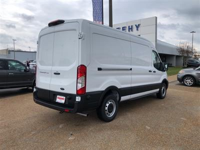 2020 Transit 250 Med Roof RWD, Kargo Master HVAC Upfitted Cargo Van #NA06481 - photo 9