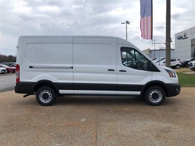 2020 Transit 250 Med Roof RWD, Kargo Master HVAC Upfitted Cargo Van #NA06481 - photo 10