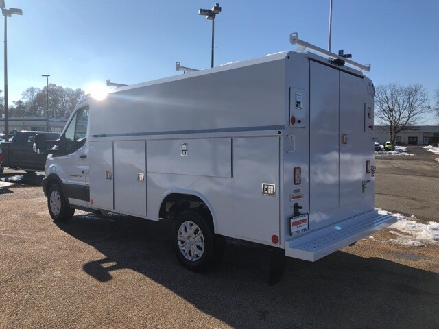 2019 Transit 350 4x2,  Reading Aluminum CSV Service Utility Van #NA07570 - photo 5