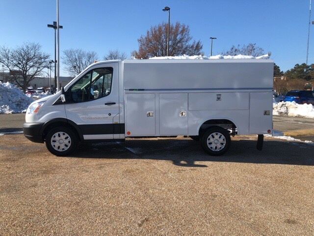 2019 Transit 350 4x2,  Reading Aluminum CSV Service Utility Van #NA07570 - photo 6