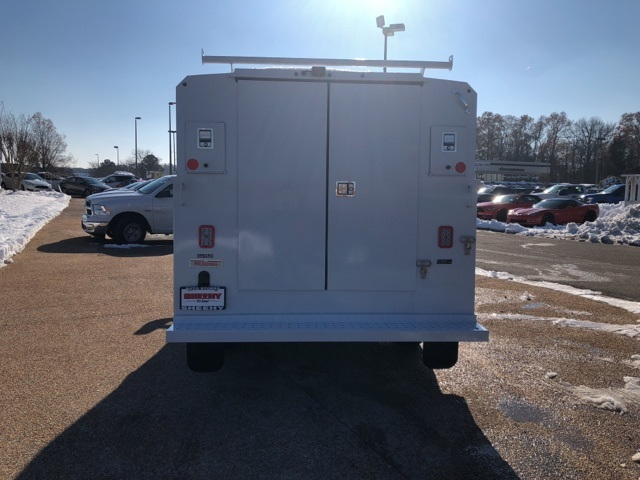 2019 Transit 350 4x2,  Reading Aluminum CSV Service Utility Van #NA07571 - photo 6