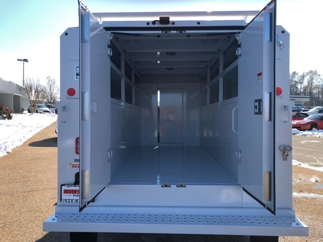 2019 Transit 350 4x2,  Reading Aluminum CSV Service Utility Van #NA07571 - photo 9