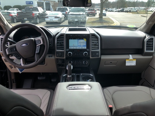2019 F-150 SuperCrew Cab 4x4,  Pickup #NA09068 - photo 11
