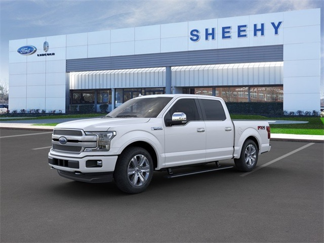 2020 Ford F-150 SuperCrew Cab 4x4, Pickup #NA09227 - photo 1