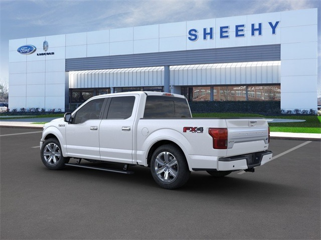 2020 Ford F-150 SuperCrew Cab 4x4, Pickup #NA09227 - photo 2