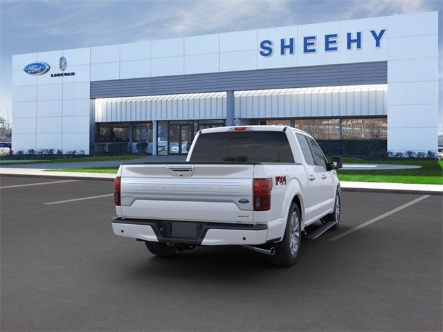 2020 Ford F-150 SuperCrew Cab 4x4, Pickup #NA09227 - photo 8