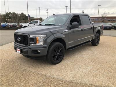 2020 F-150 SuperCrew Cab 4x4, Pickup #NA09228 - photo 4