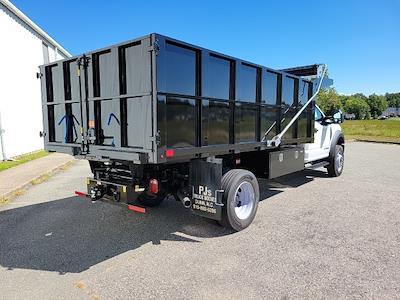 2021 F-600 Regular Cab DRW 4x4,  PJ's Truck Bodies Landscape Dump #NA15261 - photo 2