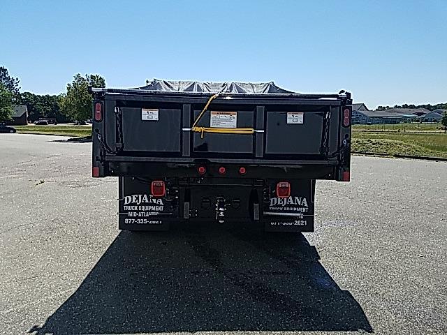 2020 Ford F-550 Regular Cab DRW 4x4, Rugby Eliminator LP Steel Dump Body #NA15411 - photo 7