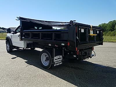 2020 Ford F-550 Regular Cab DRW 4x4, Rugby Eliminator LP Steel Dump Body #NA15411 - photo 6