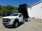 2020 Ford F-550 Regular Cab DRW 4x4, Rugby Eliminator LP Steel Dump Body #NA15411 - photo 11