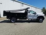 2020 Ford F-550 Regular Cab DRW 4x4, Rugby Eliminator LP Steel Dump Body #NA15411 - photo 8