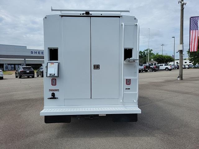 2021 Ford Transit 350 HD 4x2, Reading Aluminum CSV Service Utility Van #NA15757 - photo 12