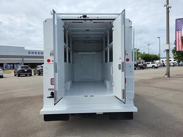 2021 Ford Transit 350 HD 4x2, Reading Aluminum CSV Service Utility Van #NA15757 - photo 13