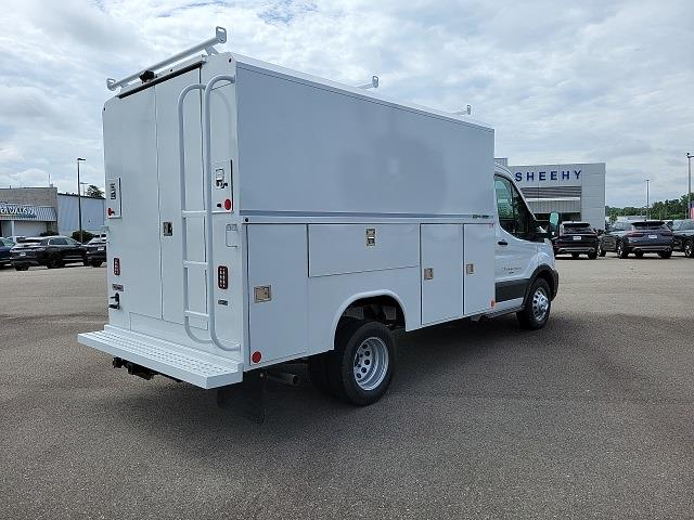 2021 Ford Transit 350 HD 4x2, Reading Service Utility Van #NA15757 - photo 1