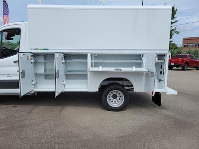 2021 Ford Transit 350 HD 4x2, Reading Aluminum CSV Service Utility Van #NA15757 - photo 11