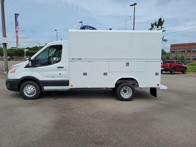 2021 Ford Transit 350 HD 4x2, Reading Aluminum CSV Service Utility Van #NA15757 - photo 5