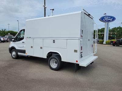 2021 Ford Transit 350 HD 4x2, Reading Aluminum CSV Service Utility Van #NA15757 - photo 6