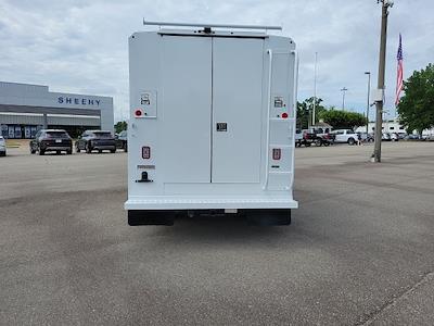 2021 Ford Transit 350 HD 4x2, Reading Aluminum CSV Service Utility Van #NA15757 - photo 7