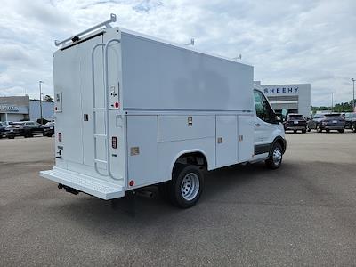 2021 Ford Transit 350 HD 4x2, Reading Aluminum CSV Service Utility Van #NA15757 - photo 2