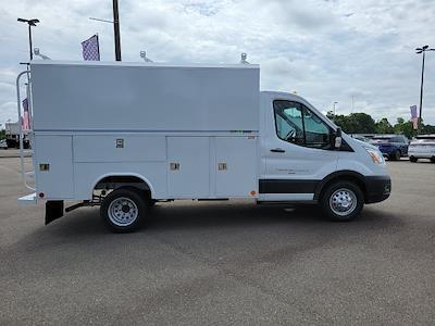 2021 Ford Transit 350 HD 4x2, Reading Aluminum CSV Service Utility Van #NA15757 - photo 8