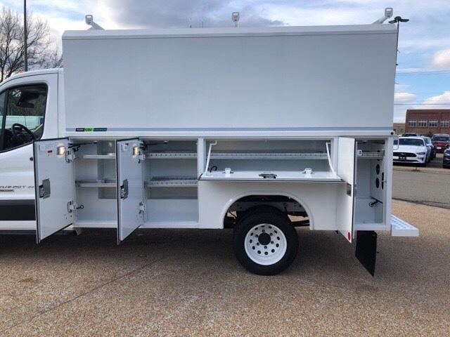 2019 Transit 350 HD DRW 4x2,  Reading Aluminum CSV Service Utility Van #NA16648 - photo 11
