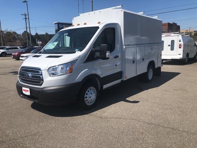 2019 Transit 350 HD DRW 4x2,  Reading Aluminum CSV Service Utility Van #NA16648 - photo 4