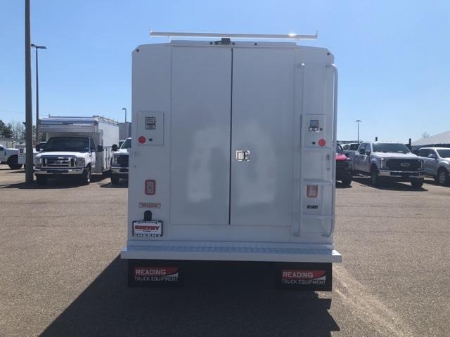 2019 Transit 350 HD DRW 4x2,  Reading Aluminum CSV Service Utility Van #NA16648 - photo 7