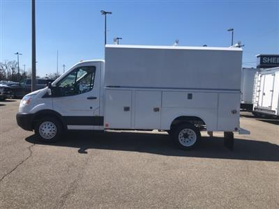 2019 Transit 350 HD DRW 4x2,  Reading Aluminum CSV Service Utility Van #NA16648 - photo 5