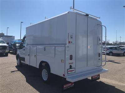2019 Transit 350 HD DRW 4x2,  Reading Aluminum CSV Service Utility Van #NA16648 - photo 6