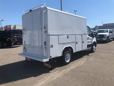 2019 Transit 350 HD DRW 4x2,  Reading Aluminum CSV Service Utility Van #NA16648 - photo 2
