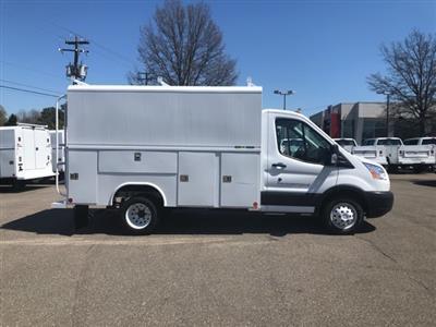 2019 Transit 350 HD DRW 4x2,  Reading Aluminum CSV Service Utility Van #NA16648 - photo 8