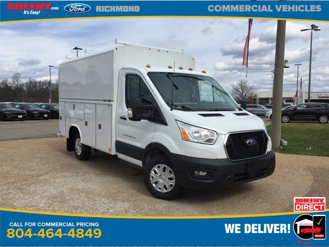 2020 Transit 350 RWD, Reading Service Utility Van #NA17402 - photo 1