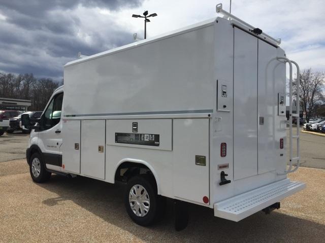 2020 Transit 350 RWD, Reading Aluminum CSV Service Utility Van #NA17402 - photo 6