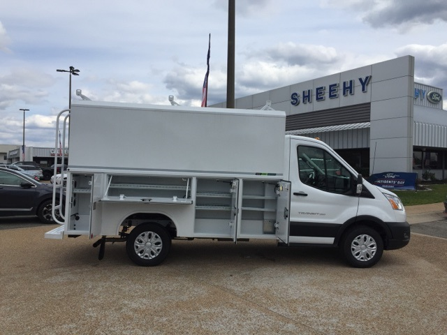 2020 Transit 350 RWD, Reading Aluminum CSV Service Utility Van #NA17402 - photo 9
