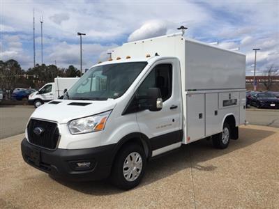 2020 Transit 350 RWD, Reading Aluminum CSV Service Utility Van #NA17402 - photo 4