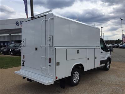 2020 Transit 350 RWD, Reading Aluminum CSV Service Utility Van #NA17402 - photo 2