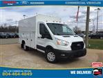 2020 Transit 350 RWD, Reading Aluminum CSV Service Utility Van #NA17402 - photo 1