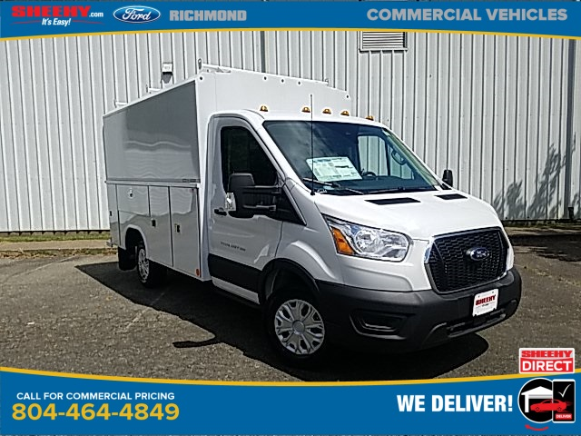 2020 Transit 350 RWD, Reading Service Utility Van #NA17403 - photo 1