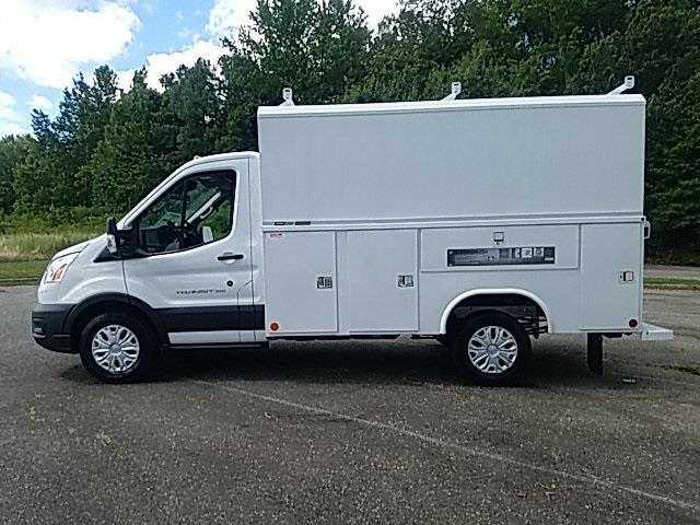 2020 Transit 350 RWD, Reading Aluminum CSV Service Utility Van #NA17403 - photo 5