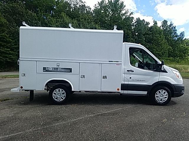2020 Transit 350 RWD, Reading Aluminum CSV Service Utility Van #NA17403 - photo 8