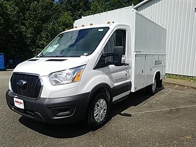 2020 Transit 350 RWD, Reading Aluminum CSV Service Utility Van #NA17403 - photo 4