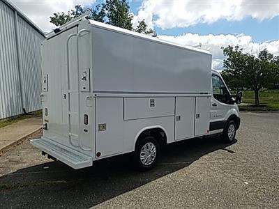 2020 Transit 350 RWD, Reading Aluminum CSV Service Utility Van #NA17403 - photo 2