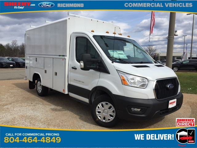 2020 Transit 350 RWD, Reading Service Utility Van #NA17404 - photo 1