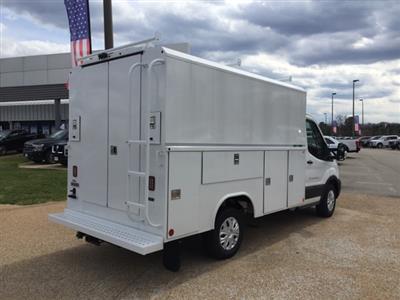 2020 Transit 350 RWD, Reading Aluminum CSV Service Utility Van #NA17404 - photo 2