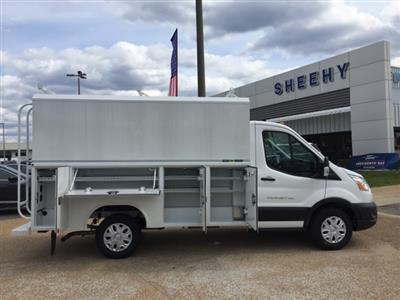 2020 Transit 350 RWD, Reading Aluminum CSV Service Utility Van #NA17404 - photo 9